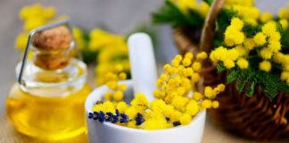 olio mimosa antiage