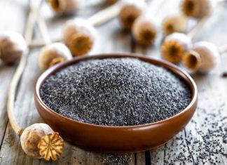 Semi di papavero per un pieno di omega 6 e vitamine