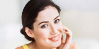 Recuperare la luminosità del viso dopo il freddo l'inverno