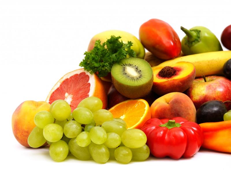 frutta e verdura fanno bene a denti e gengive