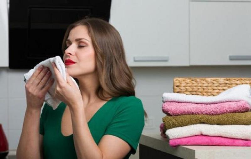 capi profumati anche se lavati con aceto