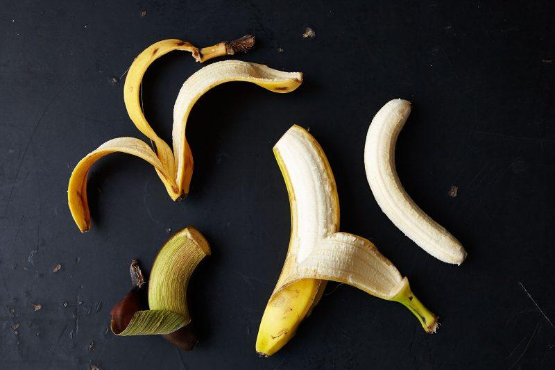 Banana andata a male