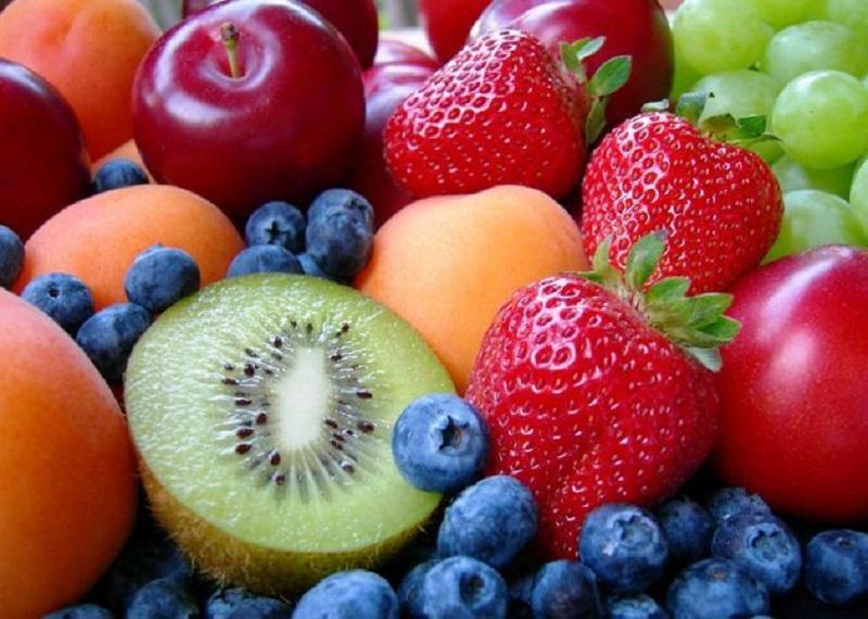 Frutta ideale alimento in primavera
