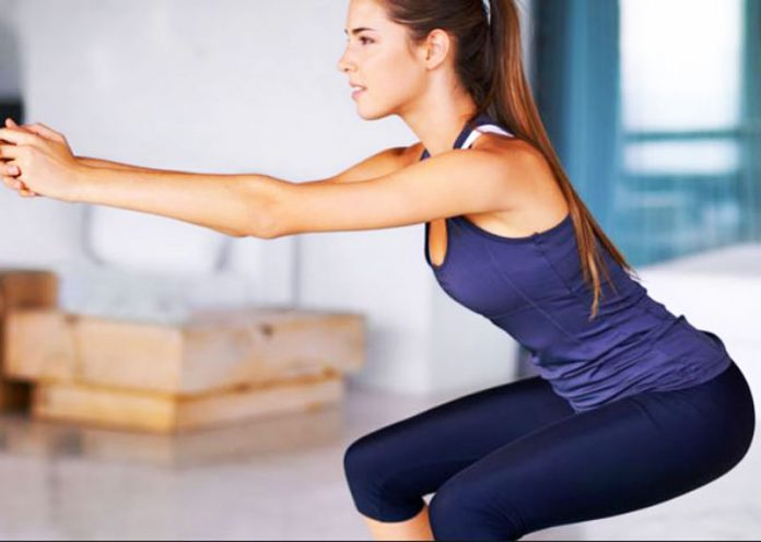 Esercizi da fare a casa per gambe e glutei