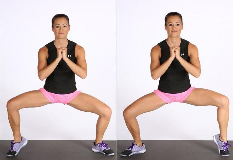 esercizi per tonificare le gambe