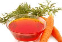 """Olio abbronzante """"fai da te"""" alla carota (emolliente e idratante)"""
