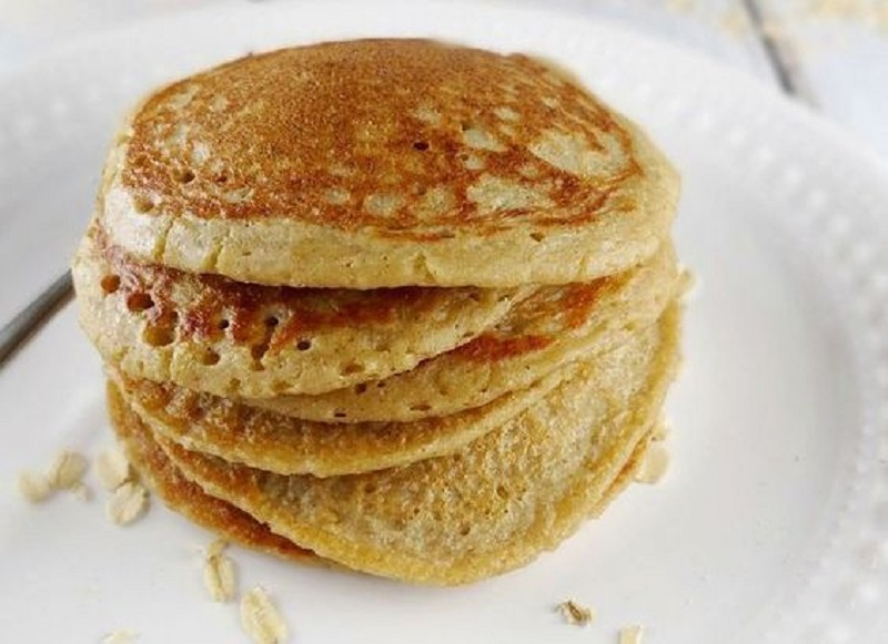 pancake all'avena super proteici
