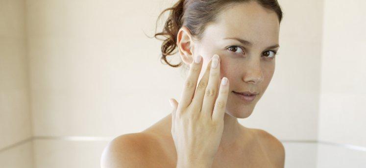 olio bio per la pelle del viso