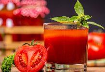Pomodoro e zenzero, aperitivo energizzante per un pieno di vitamine