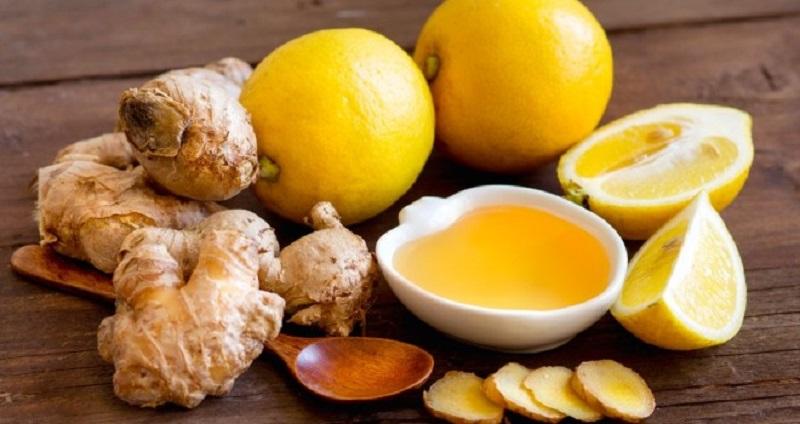 zenzero e limoni