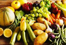 conservare frutta e verdura fresca