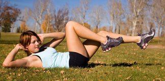GAG all'aria aperta: 3 esercizi per un fisico scolpito