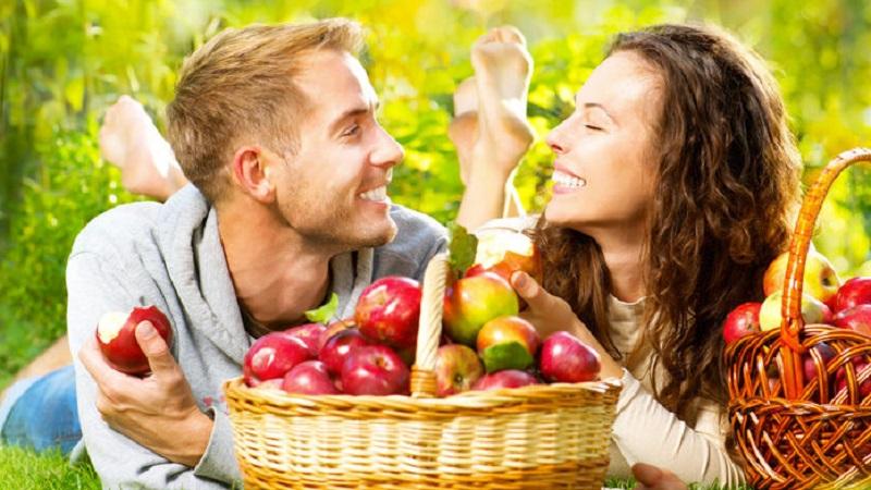mangiare frutta e verdura ritarda l'insorgenza delle rughe