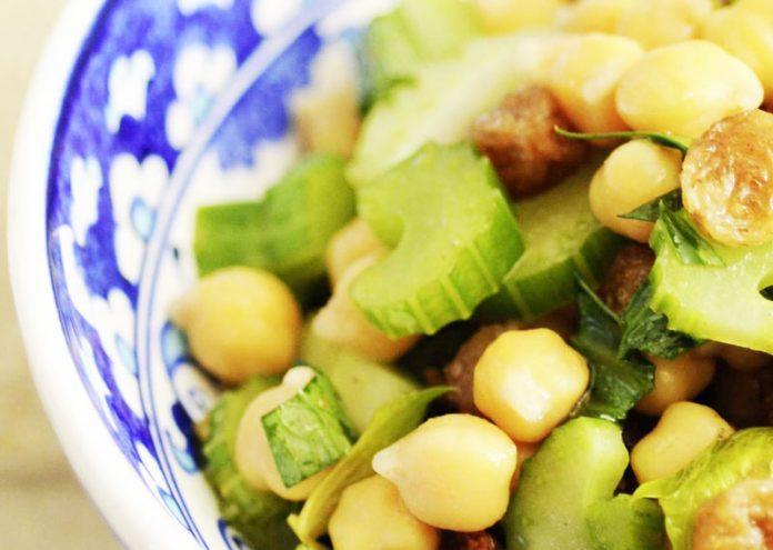 Ceci, legumi immancabili nell'alimentazione anche in estate