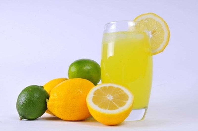 tisana brucia grassi bucce di limone