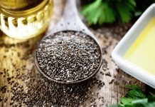 olio semi di chia