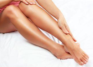 Olio essenziale contro gambe gonfie