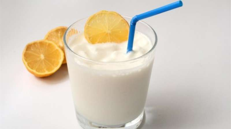 sorbetto al limone vegan