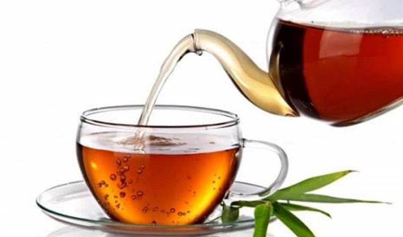 tè freddo per bruciare più calorie
