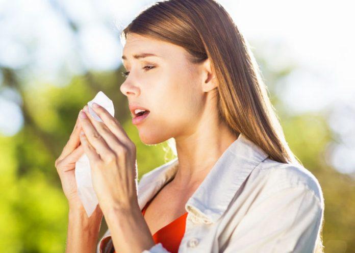 tosse allergica ai pollini di primavera