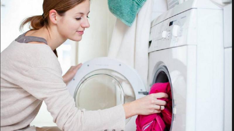 lavare gli strofinacci da cucina