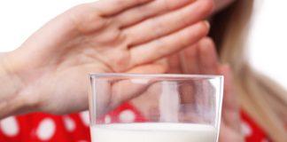 intolleranza lattosio