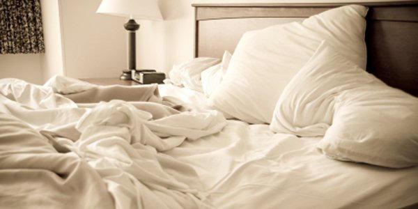 batteri e funghi nel letto