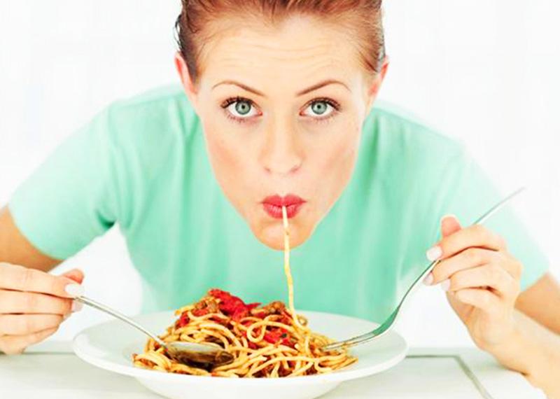 perdere peso mangiando pasta