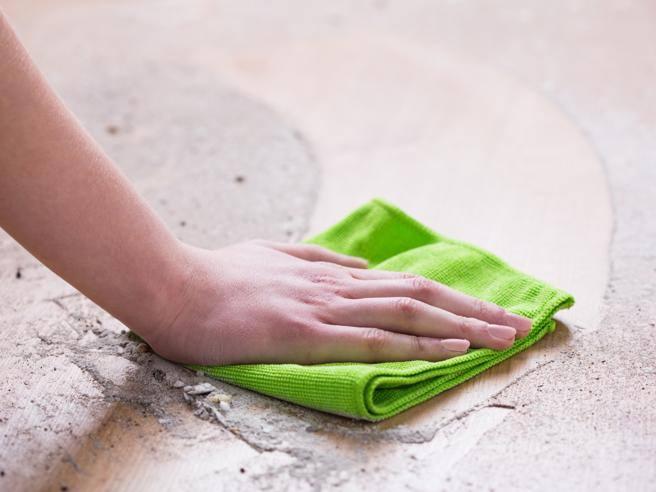 asciugamani da cucina ricettacolo di batteri