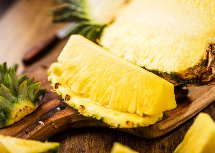 ananas, proprietà