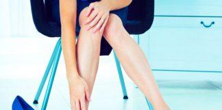 gambe e caviglie gonfie