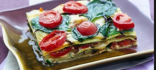 lasagna crudista
