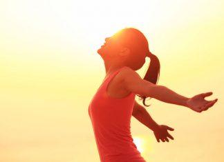 Routine mattutina per il benessere