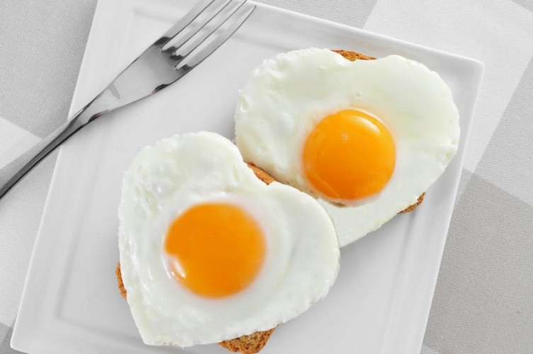 uova ricche di colina