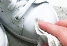 3 rimedi fai da te per pulire le sneackers bianche