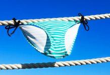 Come lavare il costume da bagno dopo il mare o la piscina