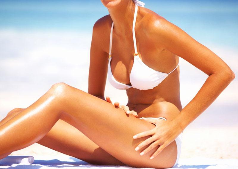 mantenere abbronzatura più a lungo