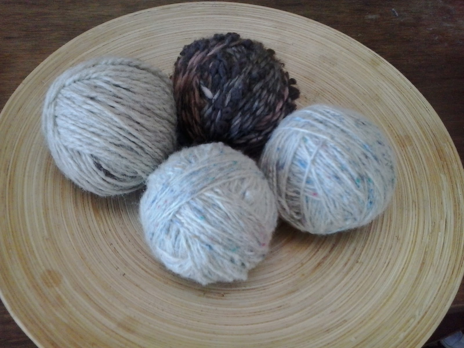 palline di lana