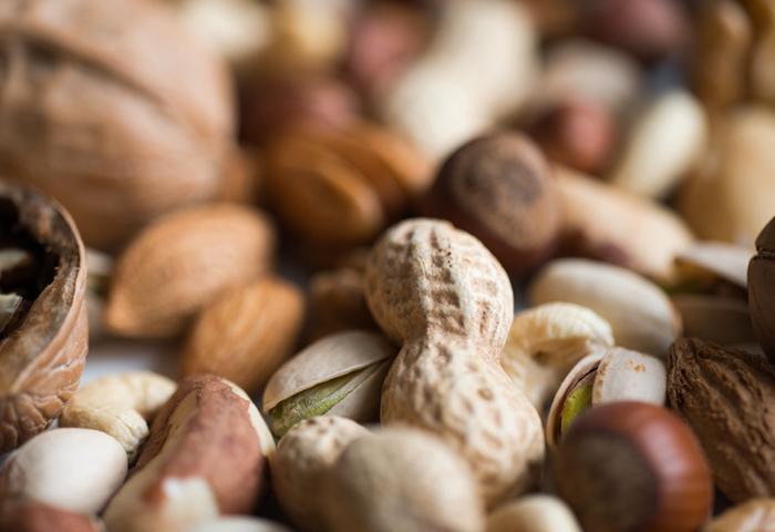 semi oleosi ricchi di potassio