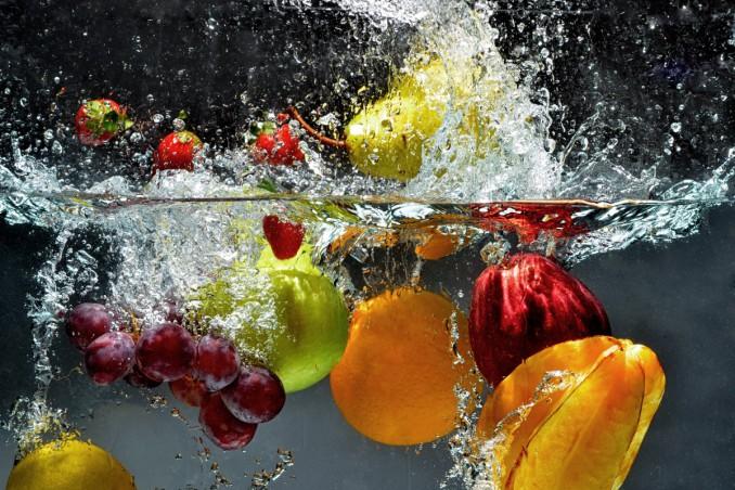 come lavare davvero la frutta e verdura