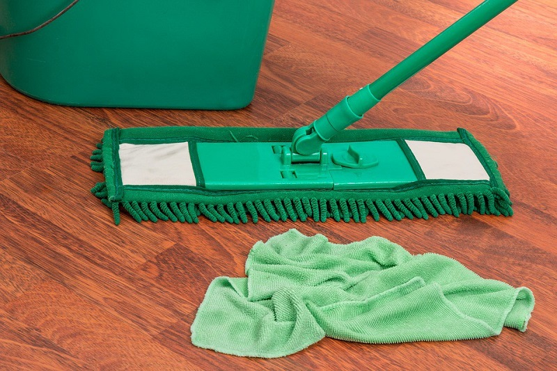 pulire casa in modo naturale