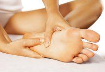 Come fare automassaggio piedi