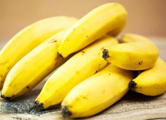 Banana gialla, marrone o verde? Ecco quando è meglio mangiarla