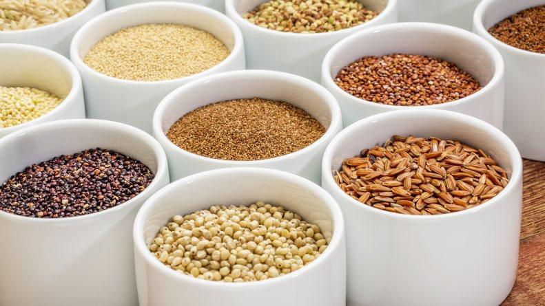 nuovi cereali senza glutine