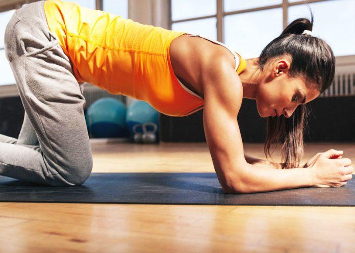 Crawling: modellare gambe e punto vita, eliminando la cellulite