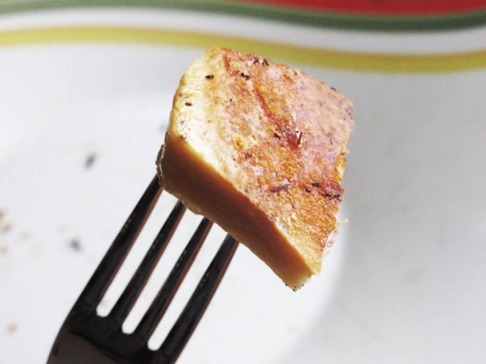 crosta di parmigiano