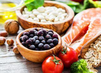 Pelle sana e bella con l'alimentazione