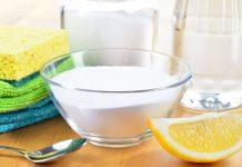 Pulire la cucina con prodotti naturali (e senza fare uso di candeggina)