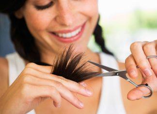 """2 tecniche """"fai da te"""" per spuntare i capelli in modo perfetto"""