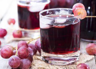 Succo d'uva: bevanda super-benefica e come preparala a casa